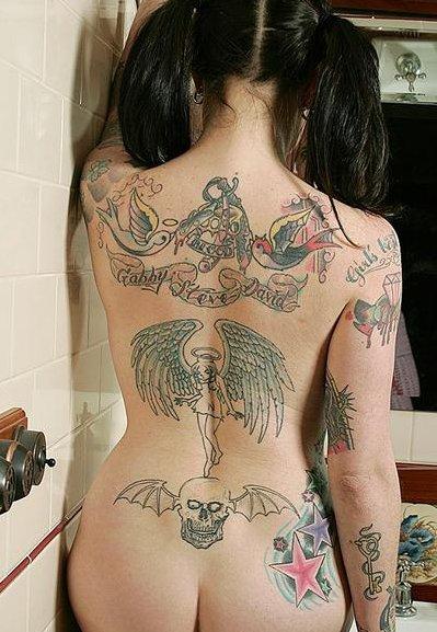 Constance Nude